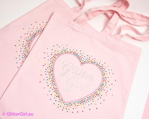 GG Cotton Tote Bag
