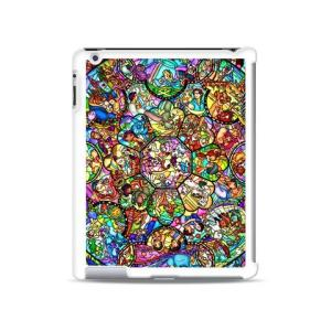 disney-characters-stained-glass-ipad-case