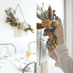 15 Unique Natural Holiday Wreaths You Ll Love Glitter Inc