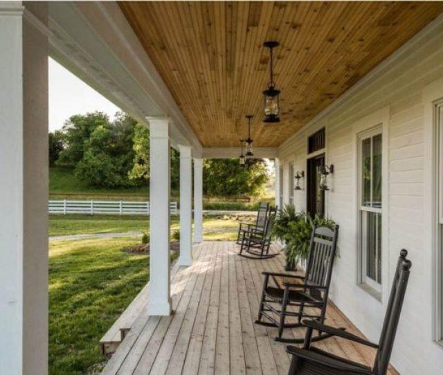 A Modern Rustic Farmhouse In Indiana