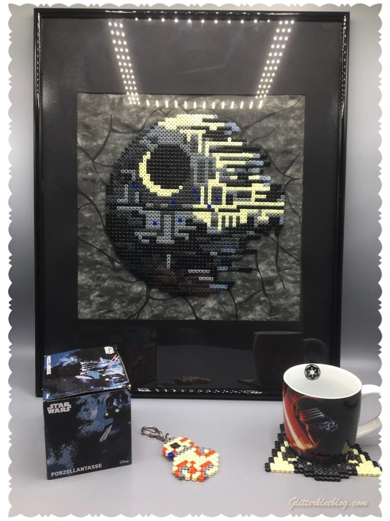 Kylo Ren Star Wars Vii Perler Beads By Ludvig Hager