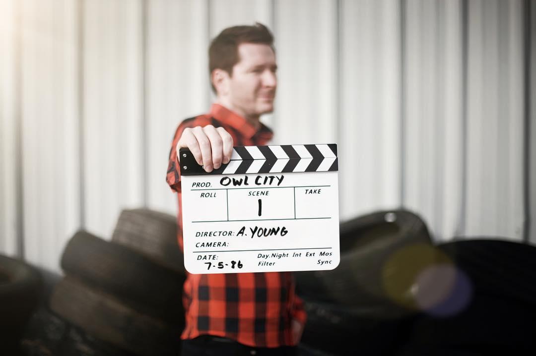 Listen to Owl City's Newest Album 'Cinematic' | Glitter Magazine