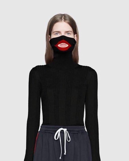 Gucci Apologizes For Blackface Controversy Glitter Magazine