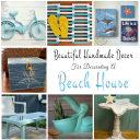 25 Handmade Decor Ideas For Decorating A Beach House