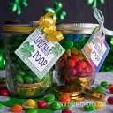 Leprechaun Poop Treats & Free Printable Treat Bag Toppers And Gift Tags