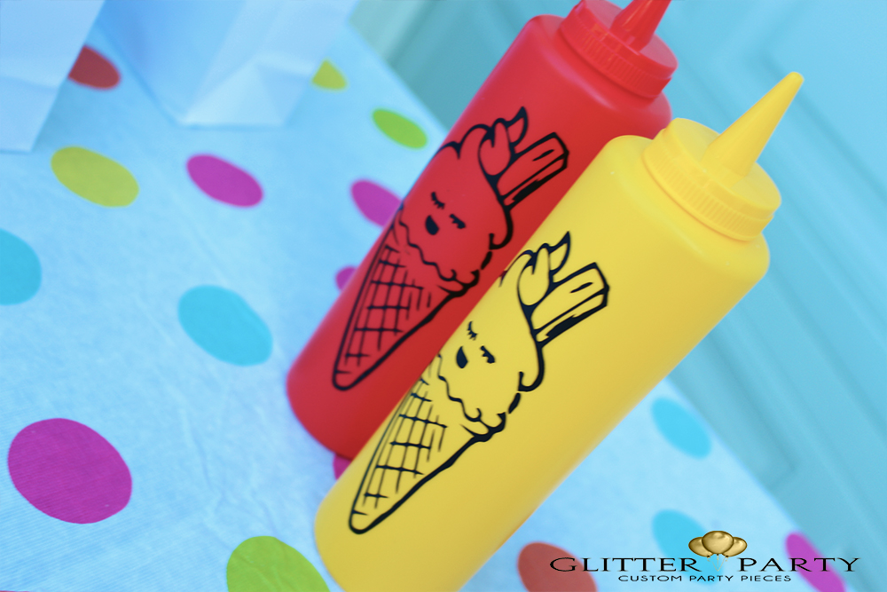ice cream party cricut projects
