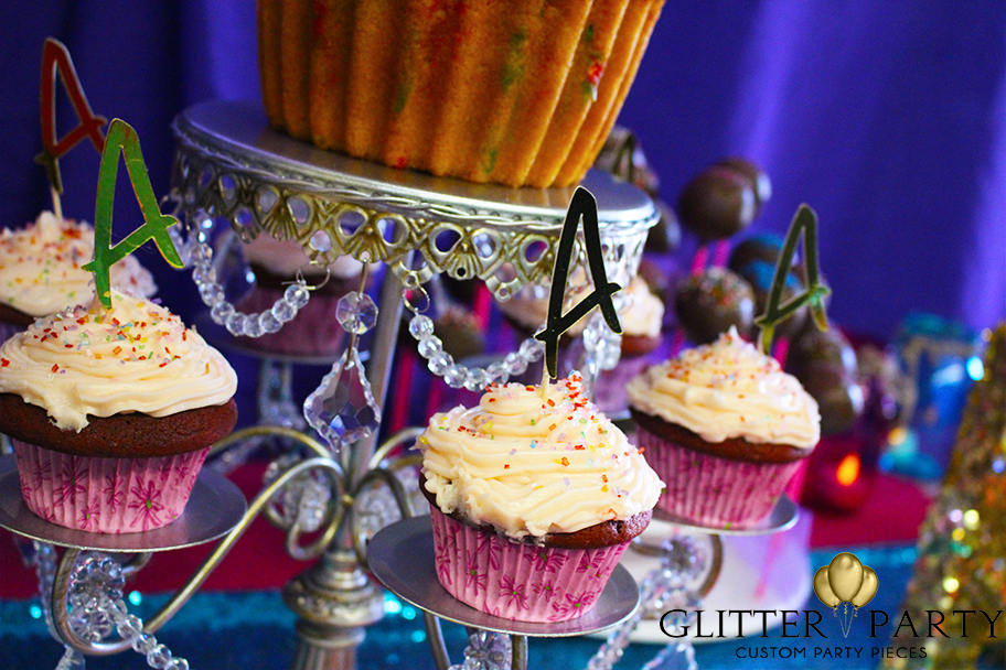 shimmer and shine birthday party