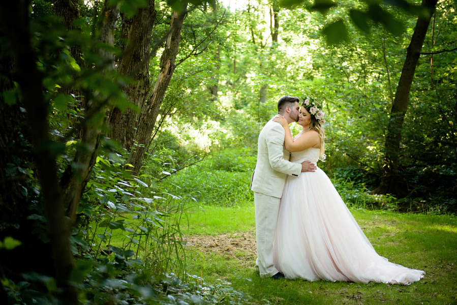 Enchanted Forest Fairy-Tale Wedding