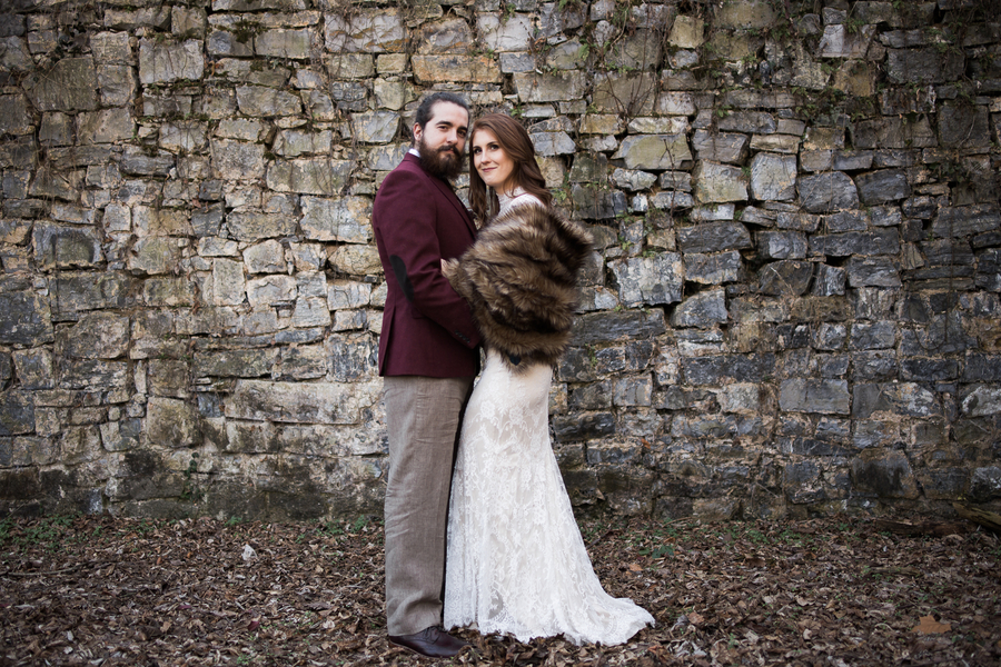 Celtic Themed Wedding Session in Maryland