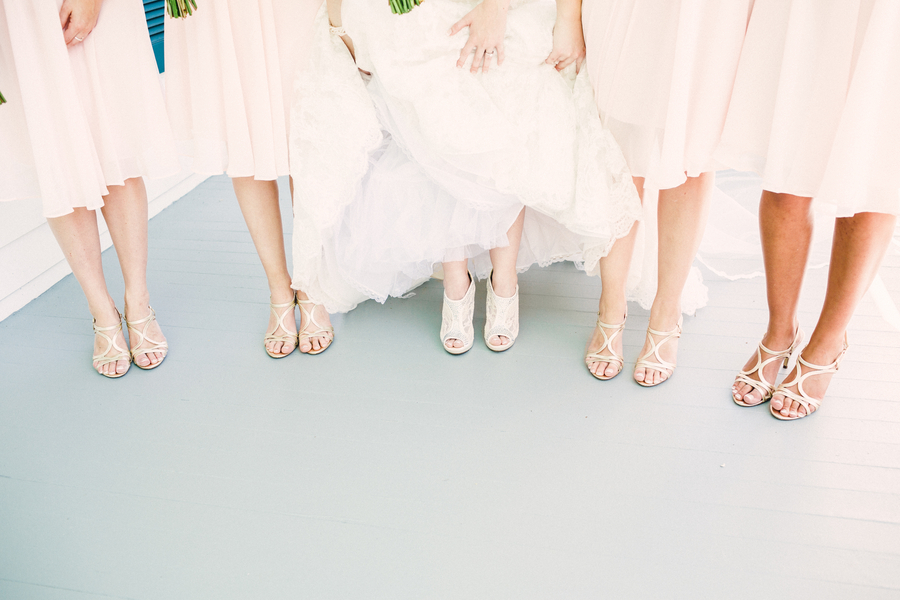 Classic Blush Wedding in Grande Vista Bay, Tennessee