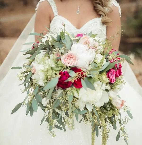 Princess Themed Wedding In Georgia - Glittery Bride