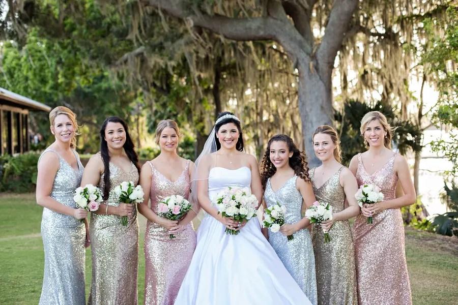 Glittery Wedding at Mission Inn Resort in Florida