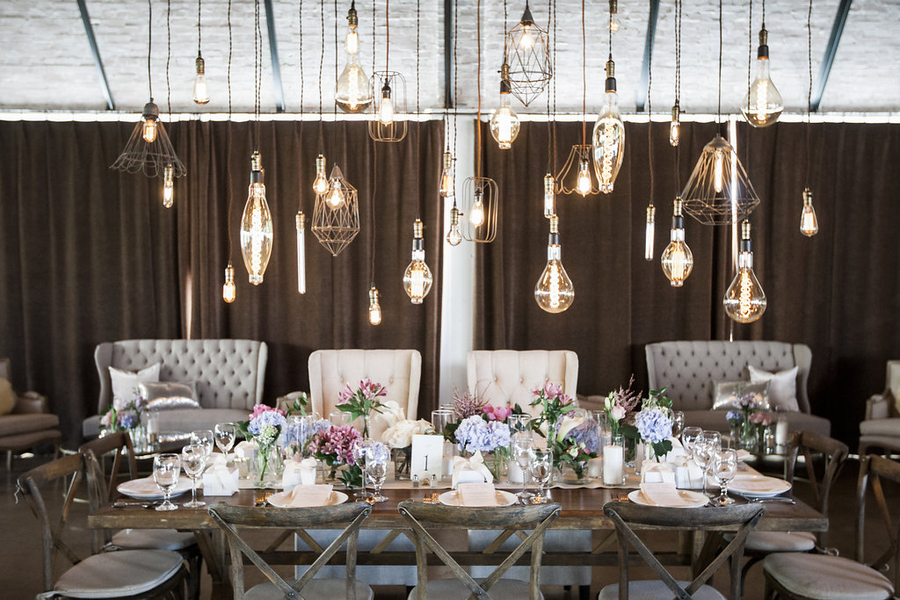 A Stunning Urban Chic Wedding in Texas