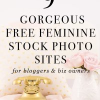 9 Places for Free Feminine Stock Photos