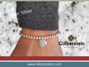 armband-silber-kugeln-herz-live-laugh-love-925-silber