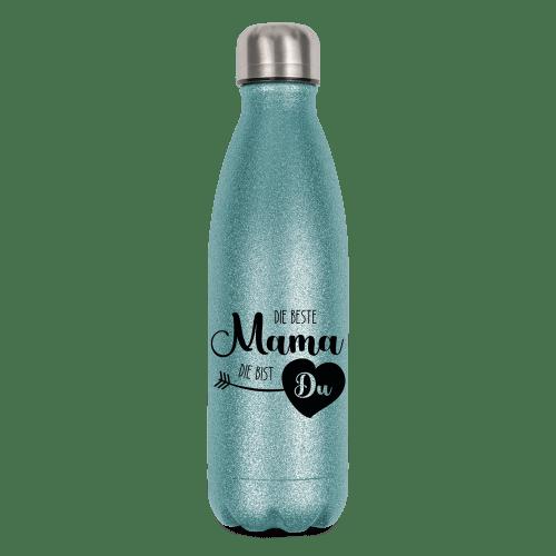 Die Beste Mama die bist du - Flasche