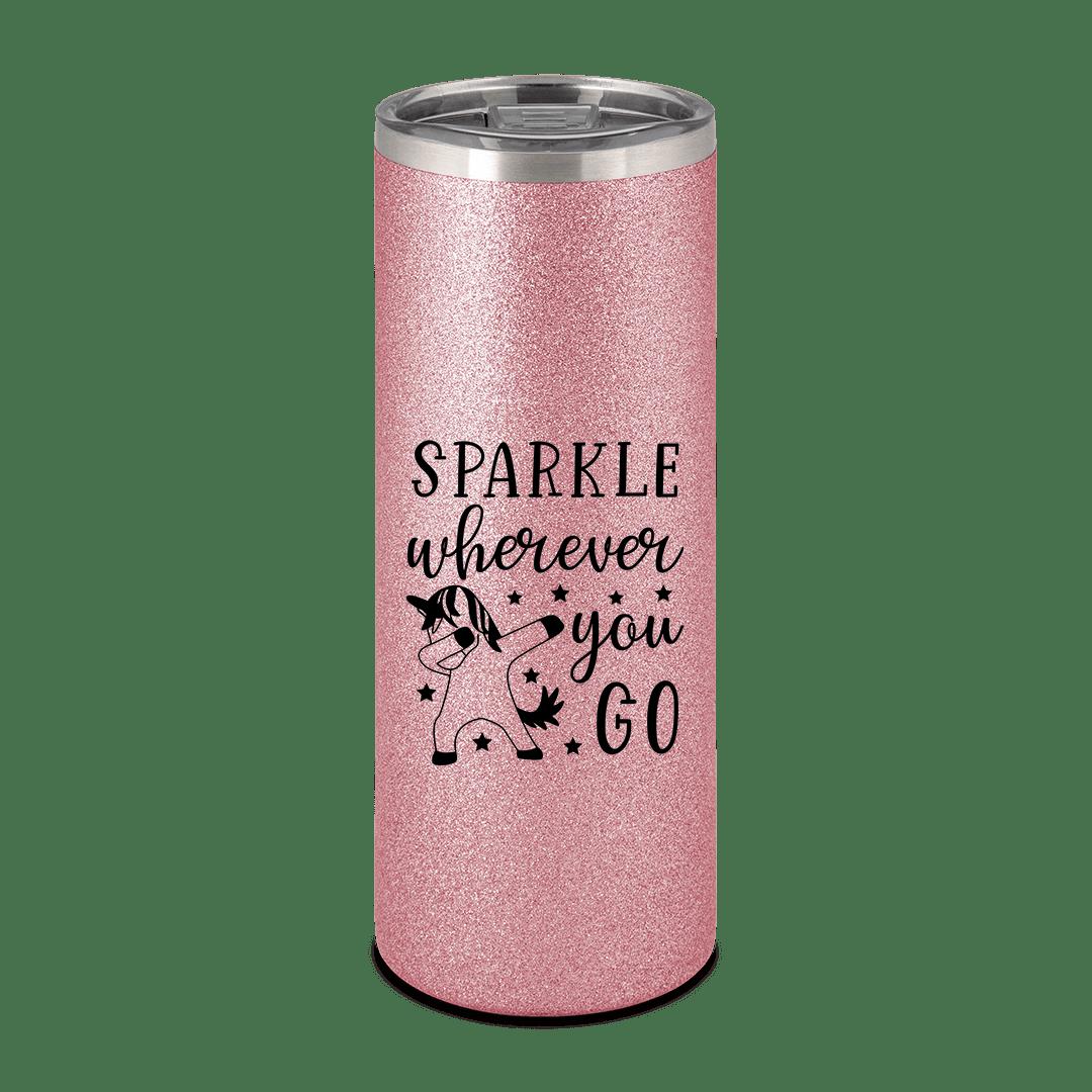 Sparkle where ever you go - Becher To Go