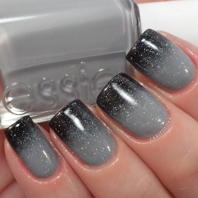 Grey Nail Ideas – The Hottest Manicure For Fall – fashionsy.com