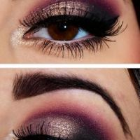 Best Purple Eye Makeup Tutorials for Purple Lovers
