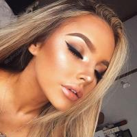 Inspirational Bronze & Glowy Makeup Looks