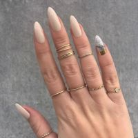 Beige Nail Designs fall 2016 | Nail Art Styling