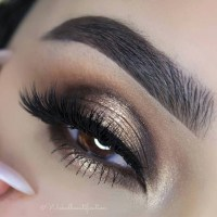 10 Gorgeous Dramatic Eye Makeup Looks - Mon Cheri Bridals