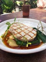 Grilled Mooloolaba Swordfish