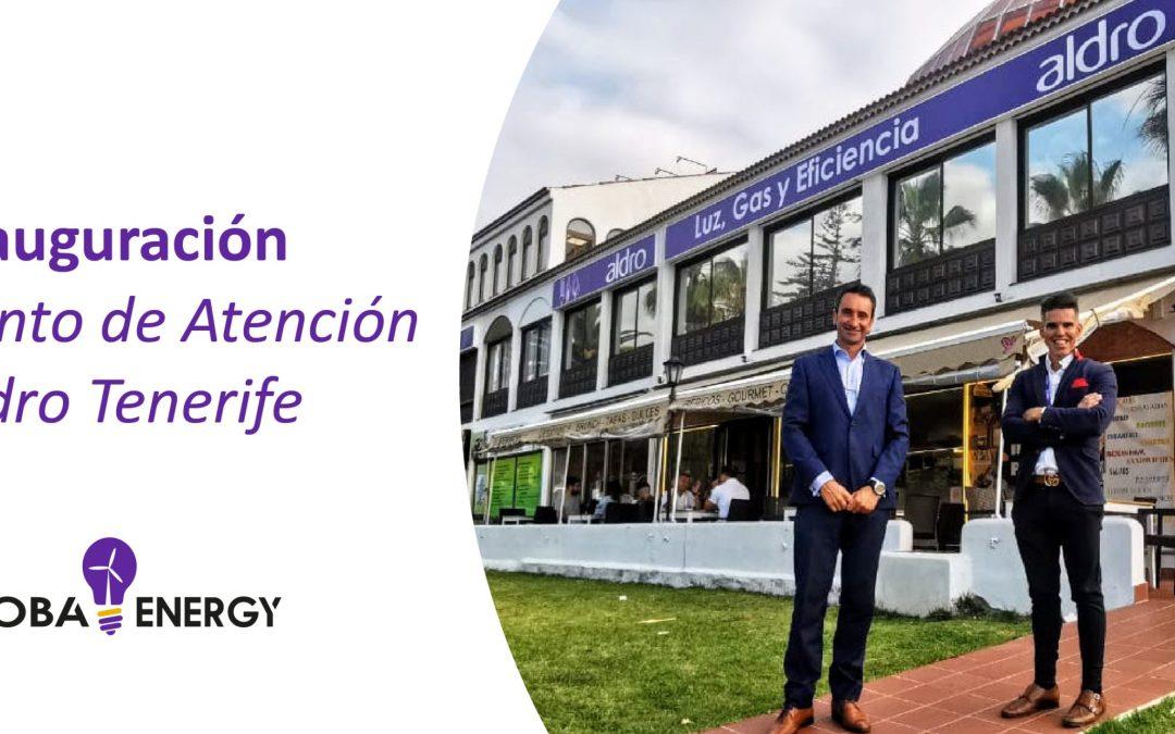 Aldro Energía abre una nueva delegación en Tenerife para asesorar a hogares y pymes