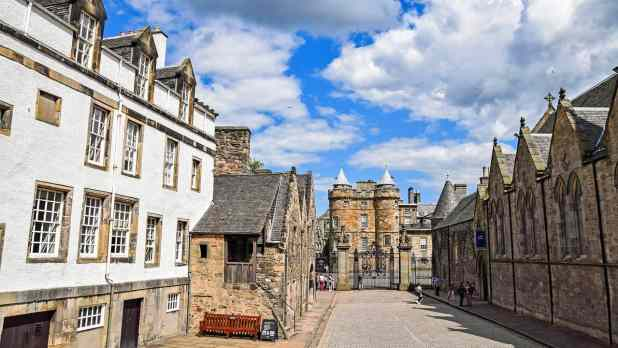 quick guide to edinburgh