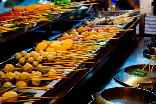 Things to Do in Melaka - Sample Great Food at the Chinatown Night Market