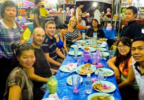 couchsurfing group in kota kinabalu