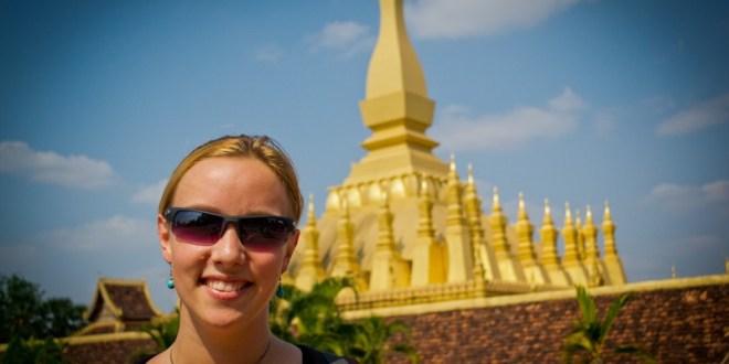 Pha That Luang - Vientiane Laos