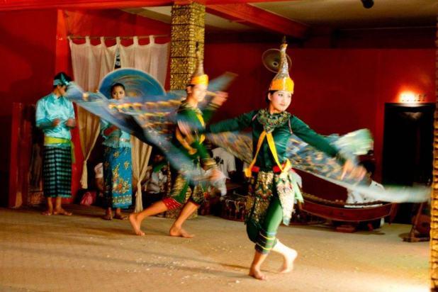Cambodia Dance