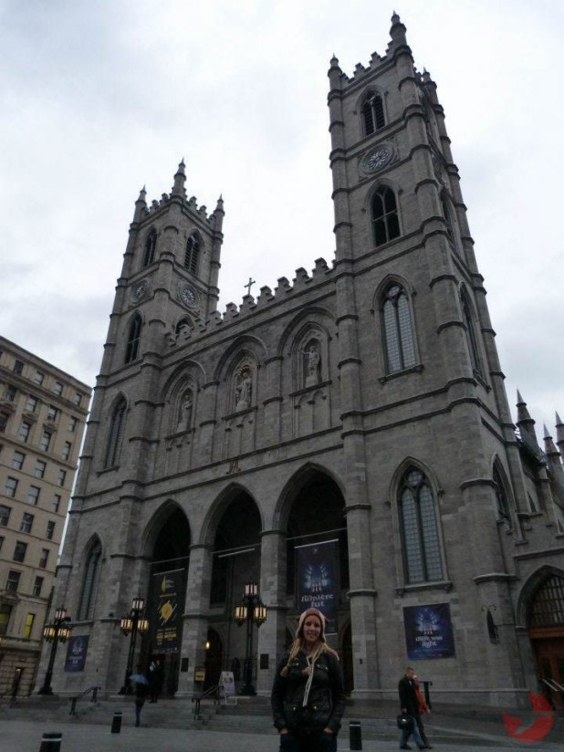 Notre Dame Cathedral, Montreal Canada