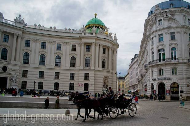 Vienna, Austria - If you are over 35 it is more complicated, but not impossible to work in Europe