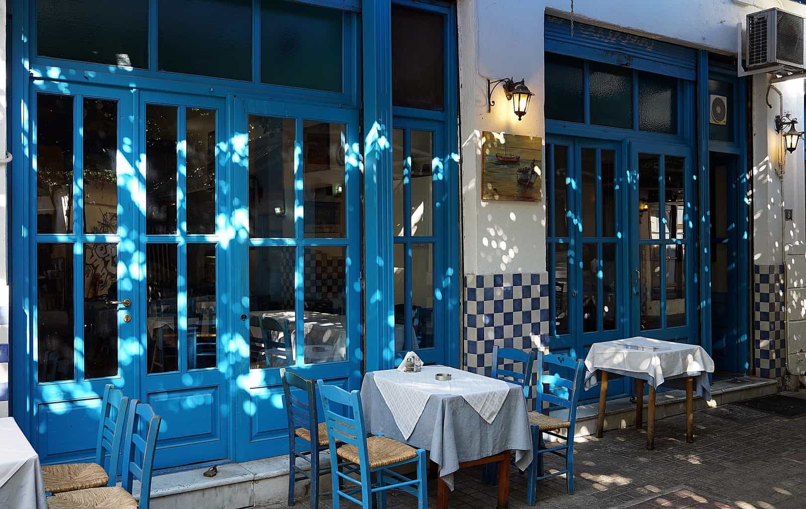 Greek Restaurant Near Me Now