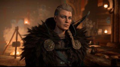 Ubisoft dévoile une nouvelle cinématique — Assassin's Creed Valhalla