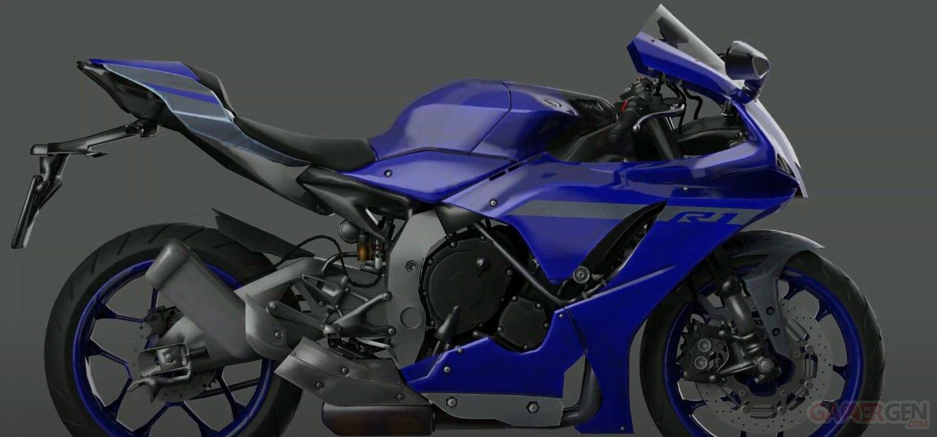RiMES Racing Moto Visuel 3D Développement Nacon