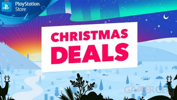 PlayStation Store Christmas Sale