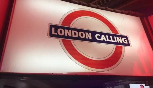 ナナプラザのゴーゴーバー【LONDON CALLING (ロンドンコーリング)】についてのレビュー