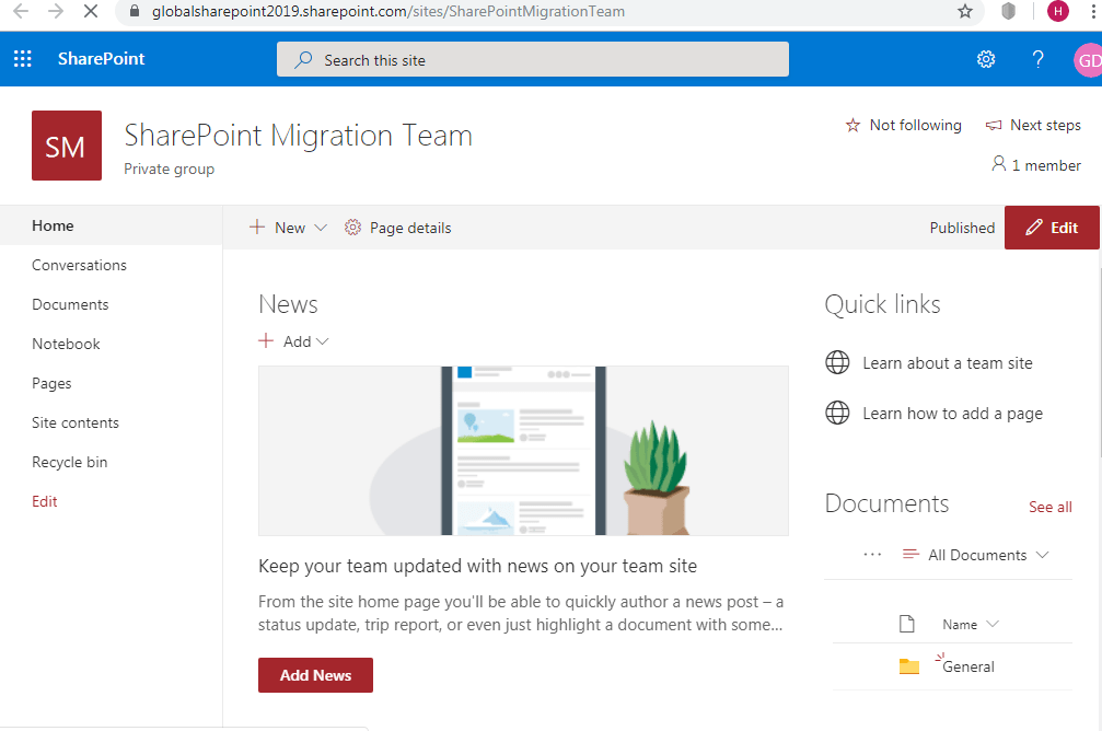 Microsoft Teams SharePoint Integration