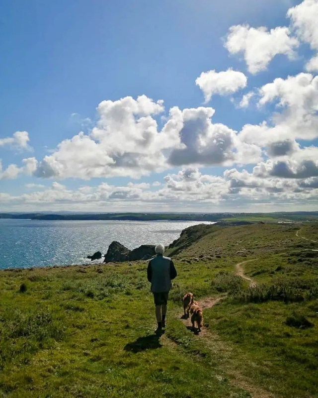hiking near padstow