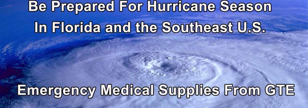 FEMA EMS Supplies - Emergency Medical Supplies at GTE