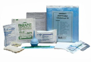 emergency childbirth kits