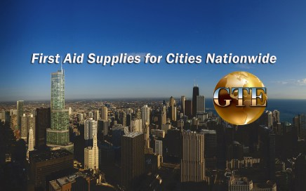 first aid supplies for cities