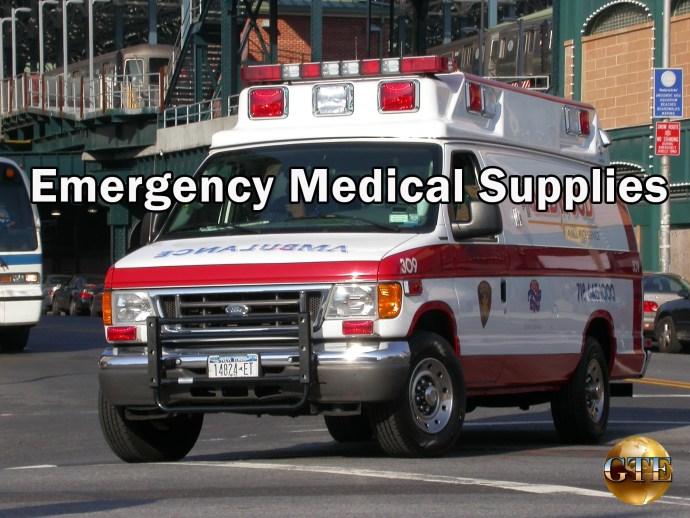 Medical First Aid Supplies