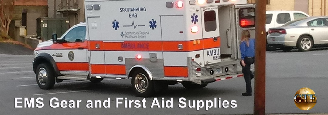 EMS Gear and First Aid Supplies - GTE