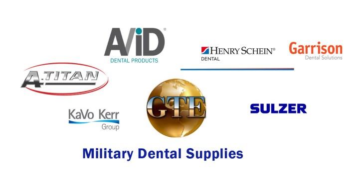 Military Dental Supplies GTE