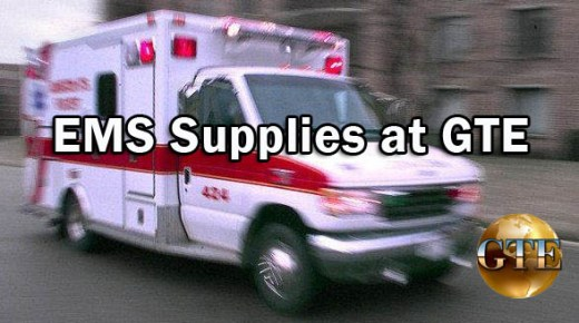 EMS Supplies at GTE
