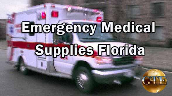 Emergency Medical Supplies Florida